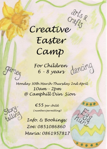 easter camp poster text complete
